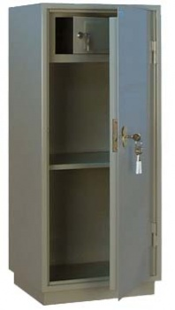 Металлический шкаф Контур КБ-041/КБС-041Т
