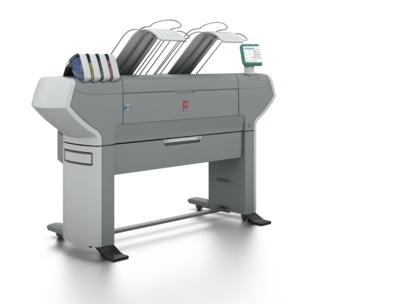 Купить Инженерная система Oce ColorWave 550 P2R с двумя рулонами в официальном интернет-магазине оргтехники, банковского и полиграфического оборудования. Выгодные цены на широкий ассортимент оргтехники, банковского оборудования и полиграфического оборудования. Быстрая доставка по всей стране