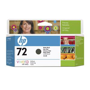 Картридж HP Pigment Ink Cartridge №72 Matte Black (C9403A) картридж hp 72 желтый [c9400a]