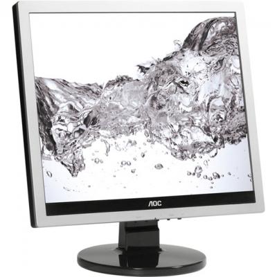 17 AOC Pro-line E719SDA silver black
