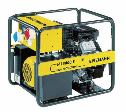 Бензиновый генератор_Eisemann H 13000 E