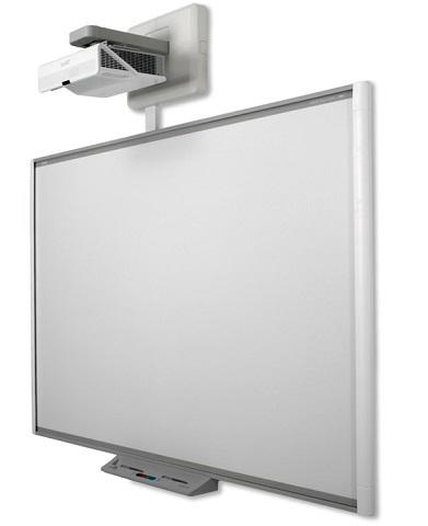 Купить Интерактивный комплект SMART Board SBM680iv5 в официальном интернет-магазине оргтехники, банковского и полиграфического оборудования. Выгодные цены на широкий ассортимент оргтехники, банковского оборудования и полиграфического оборудования. Быстрая доставка по всей стране