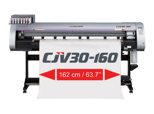 Сольвентный плоттер_Mimaki CJV30-160