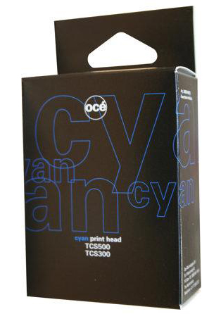 Печатающая головка для Oce TCS500, 35ml, Cyan (1060016925/7517B002)
