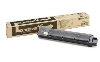Тонер-картридж Kyocera TK-8325K kyocera tk 8325k черный тонер картридж стандартная нет