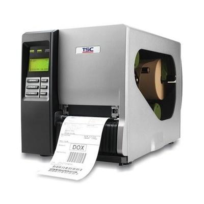 Принтер этикеток_TSC TTP-2410M Pro PSUC+Ethernet (с отрезчиком heavy duty)