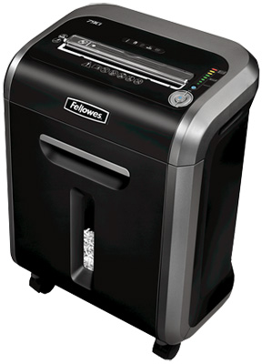 Fellowes Powershred 79Ci (4x38 мм) fellowes powershred 99ci black шредер