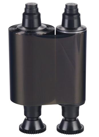 Черная монохромная лента Evolis R2011