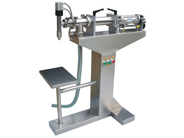 Настольный поршневой дозатор для пастообразных продуктов   PPF-250 от FOROFFICE