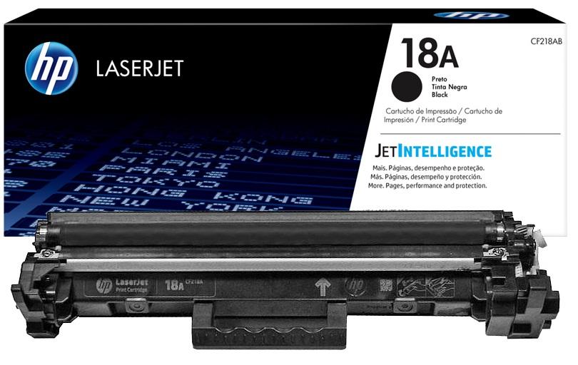 цена на Тонер-картридж HP CF218A (№18A)