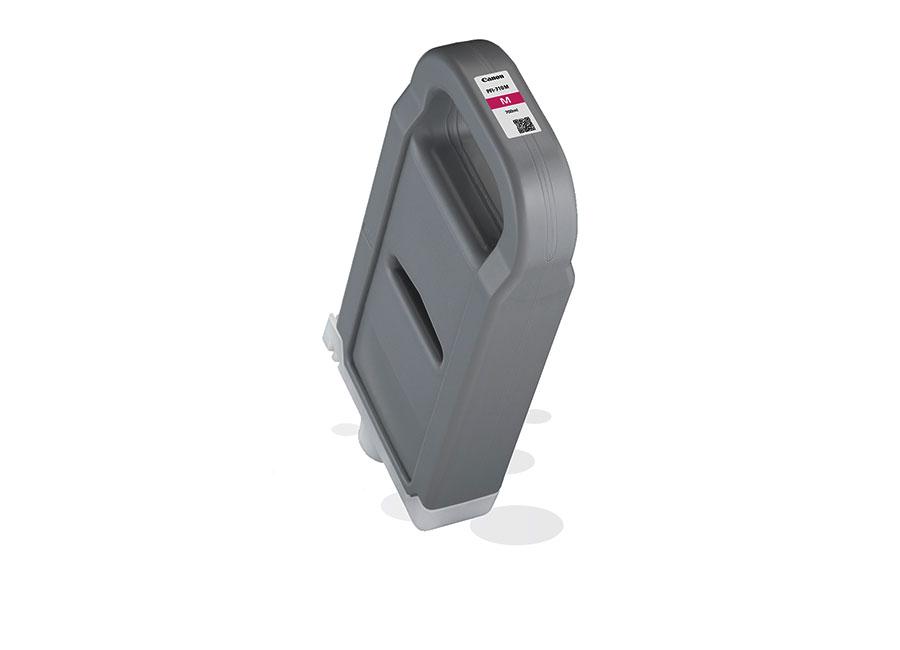 Картридж PFI-710 M (пурпурный) (2356C001) yongnuo ttl flash speedlite yn685 yn622c tx yn622n tx flash trigger 2 4g hss 1 8000s radio slave mode for canon nikon