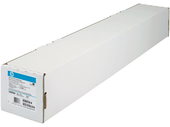 HP Bright White Inkjet Paper C6036A