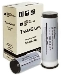Краска черная TG-GR/RC/RA, 1000 мл,