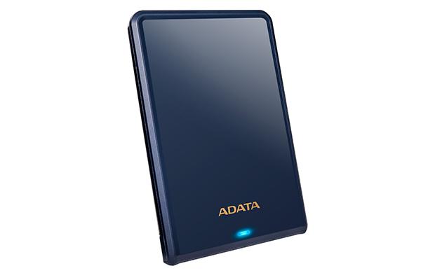 Внешний жесткий диск   HV620S 1 ТБ (AHV620S-1TU3-CBL), Slim, темно-синий