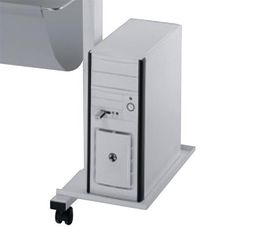 Напольный стенд под системный блок для сканеров 450i