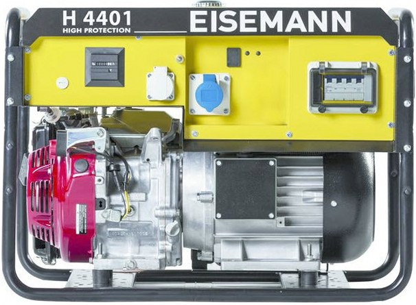 Бензиновый генератор_Eisemann H 4401 E