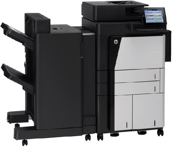 HP Color LaserJet Flow M880z+ A2W76A сканер документов онлайн