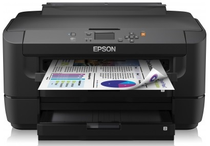 Epson WorkForce WF-7110DTW принтер epson workforce wf 7110 dtw