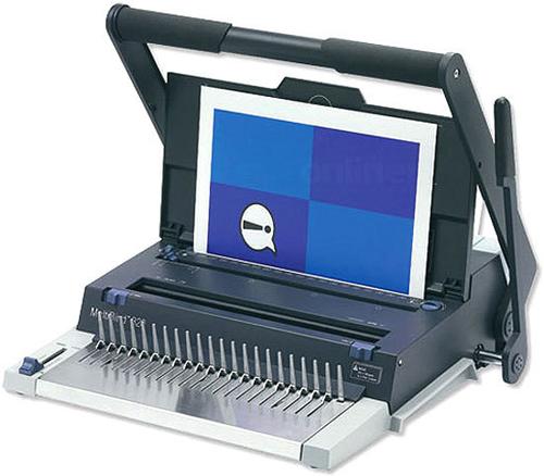 Купить Комбинированный переплетчик GBC Multibind 320 (Ibico Ibimaster 400) в официальном интернет-магазине оргтехники, банковского и полиграфического оборудования. Выгодные цены на широкий ассортимент оргтехники, банковского оборудования и полиграфического оборудования. Быстрая доставка по всей стране