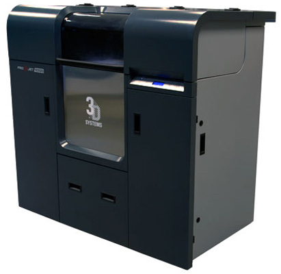 ProJet 5000 3d принтер 3dsystems projet 1200