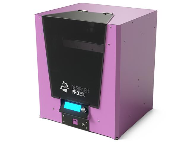 3D принтер_Picaso Designer PRO 250 пурпурный