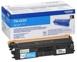 Тонер-картридж TN-423C тонер картридж tn 423c
