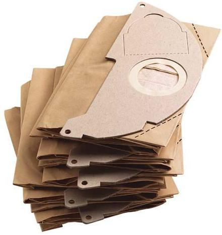 Бумажные фильтр мешки для А 2003,2004,2054, WD 2.200, WD 3.300 комплект quelle quelle 1032235