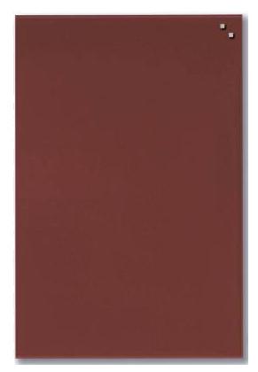 Стеклянная доска_Naga 40x60 Red (10520) Компания ForOffice 2243.000