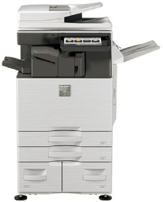 Модель MX-M3550, Производитель Sharp 1