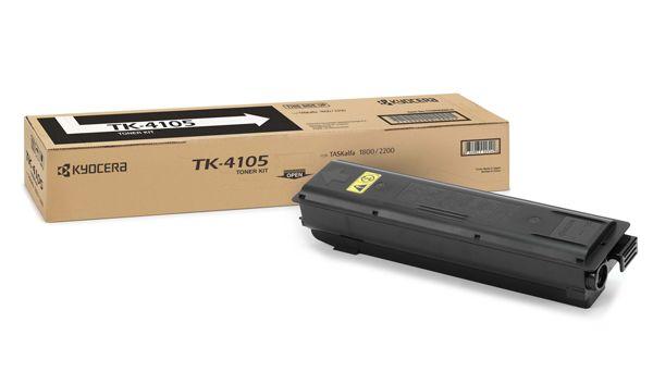 Тонер-картридж Kyocera TK-4105 тонер картридж kyocera tk 4105