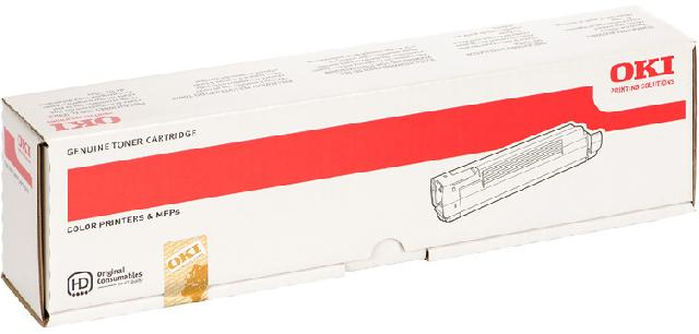 Тонер-картридж TONER-C801/C821-Y-NEU (44643001 / 44643005) 4 pack high quality toner cartridge oki c801 c810 c821 c830 mc860 c861 color full compatible 4406412 4406411 4406410 4406409