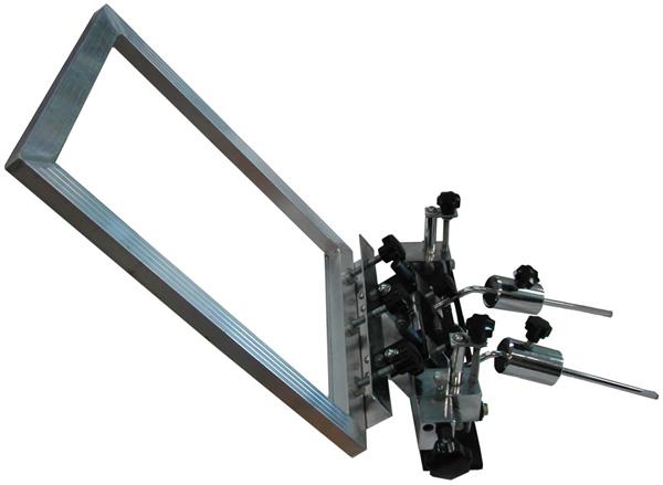 Трафаретный станок LM-Print универсал SP-1C (печатный узел)
