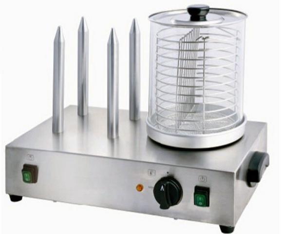 Аппарат для хот-догов   LY200602M булочки для хот догов оптом в спб