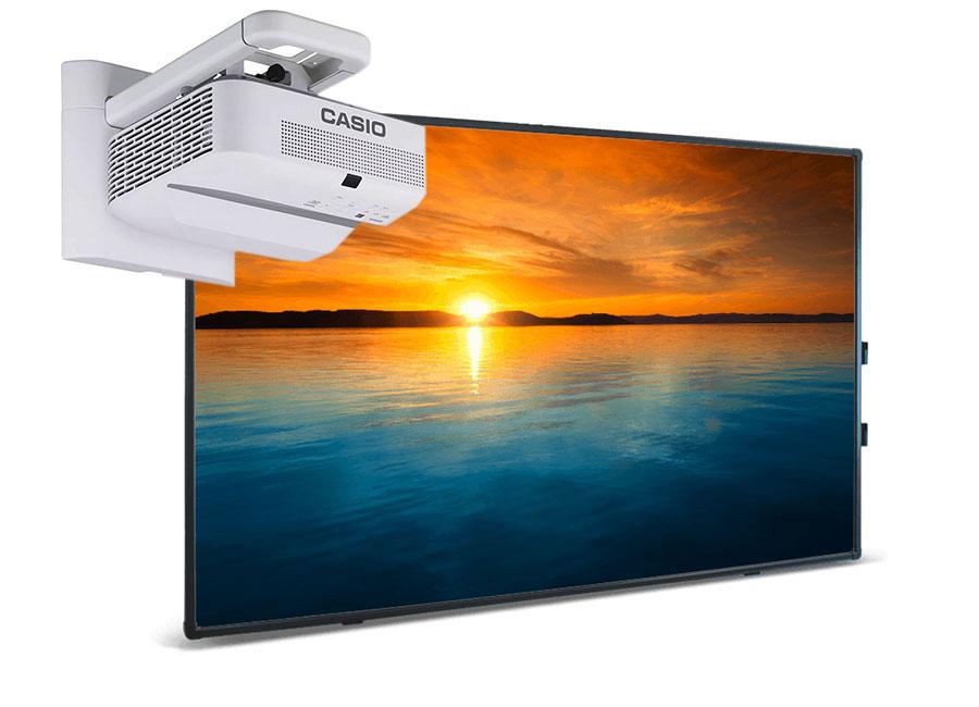 """Интерактивная доска Touch 88"""" Dry Erase 10 касаний, ПО ActivInspire в комплекте с проектором Casio XJ-UT351WN и креплением YM-81 интерактивная система activboard 578 pro adjustable est 670776"""