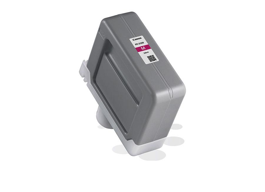 Картридж PFI-310 M (пурпурный) (2361C001) yongnuo ttl flash speedlite yn685 yn622c tx yn622n tx flash trigger 2 4g hss 1 8000s radio slave mode for canon nikon
