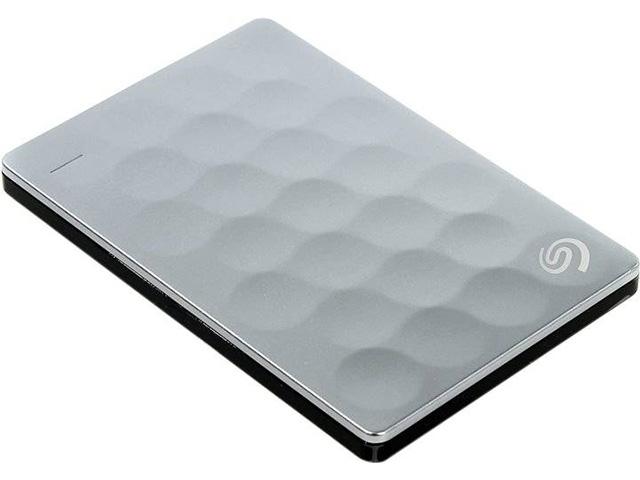 Внешний жесткий диск Seagate Backup Plus Ultra Slim 1 ТБ (STEH1000200), серебристый потолочный светильник demarkt тетро 673010204