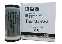 Краска черная TG-CR-E, 800 мл, TAMAGAWA