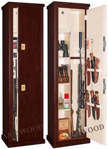 Оружейный сейф Armwood 524.074 Primary