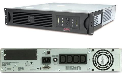 Источник БП_UPS APC Smart 2U Rack Mount-1000VA (SUA1000RMI2U) Компания ForOffice 27698.000
