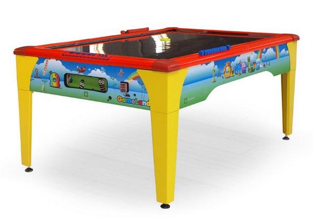 Игровой стол Аэрохоккей Wik Home 6ф
