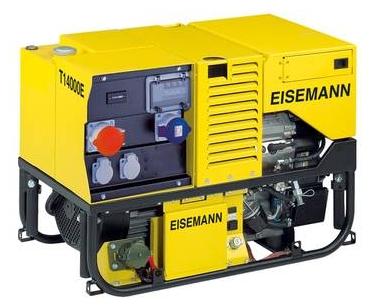 Бензиновый генератор_Eisemann T 14000 E