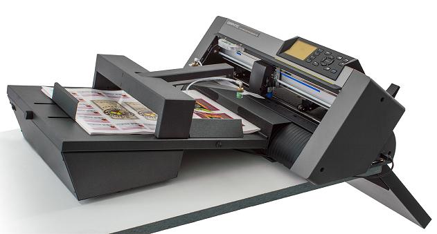 Автоматическая цифровая режущая система   CE6000-40 Plus с автоподатчиком F-Mark