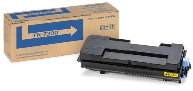 Тонер-картридж Kyocera TK-7300Цвет Черный  <br>Технология печати Лазерная  <br>Кол-во страниц 15000<br>