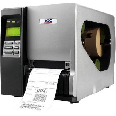 Принтер этикеток TSC TTP-344M Pro PSUR (с внутренним намотчиком)