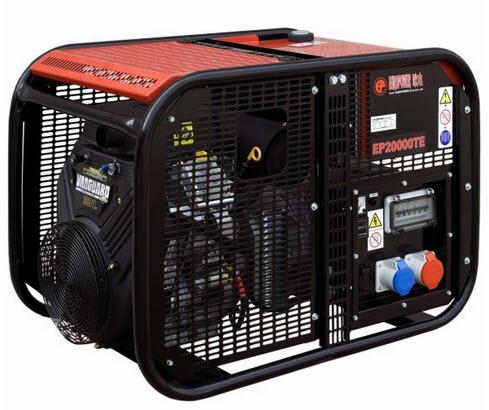Бензиновый генератор_Europower EP20000TE