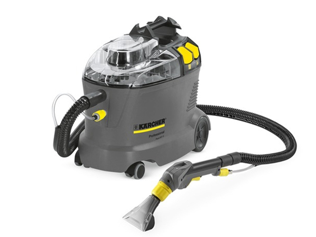 Karcher Puzzi 8/1 (with hand nozzle)