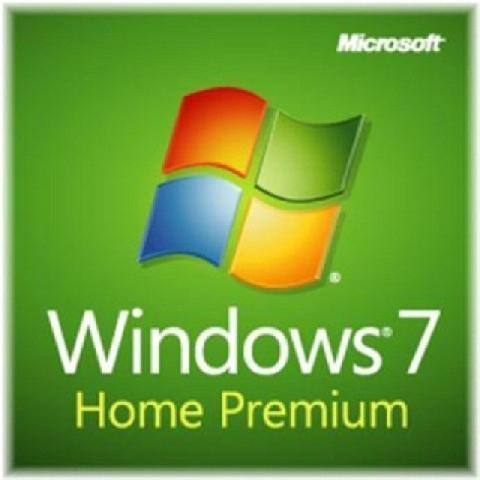 Windows 7 Home Premium (Домашняя расширенная) 32-bit OEM