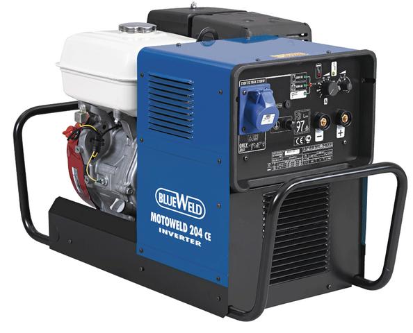Купить Сварочный генератор BlueWeld Motoweld 204 CE в официальном интернет-магазине оргтехники, банковского и полиграфического оборудования. Выгодные цены на широкий ассортимент оргтехники, банковского оборудования и полиграфического оборудования. Быстрая доставка по всей стране