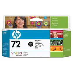 Картридж HP Pigment Ink Cartridge №72 Black (C9370A)
