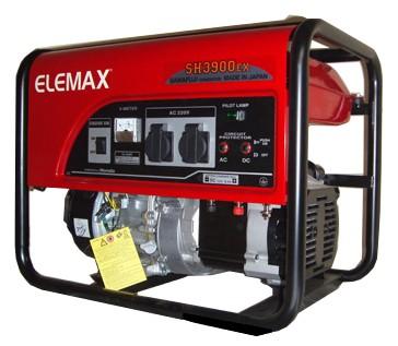 Бензиновый генератор_Elemax SH 3900 EX-R